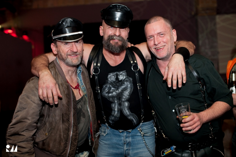 Testosterone Party BERLIN