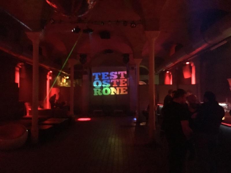 Testosterone Party BERLIN