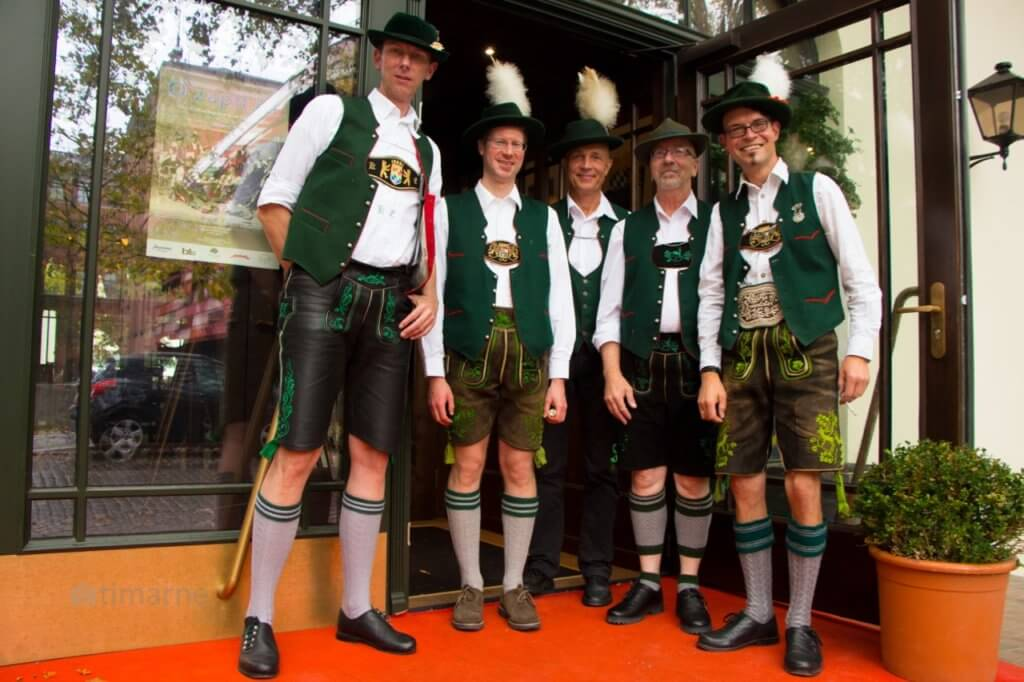 Gay lederhosen tumblr