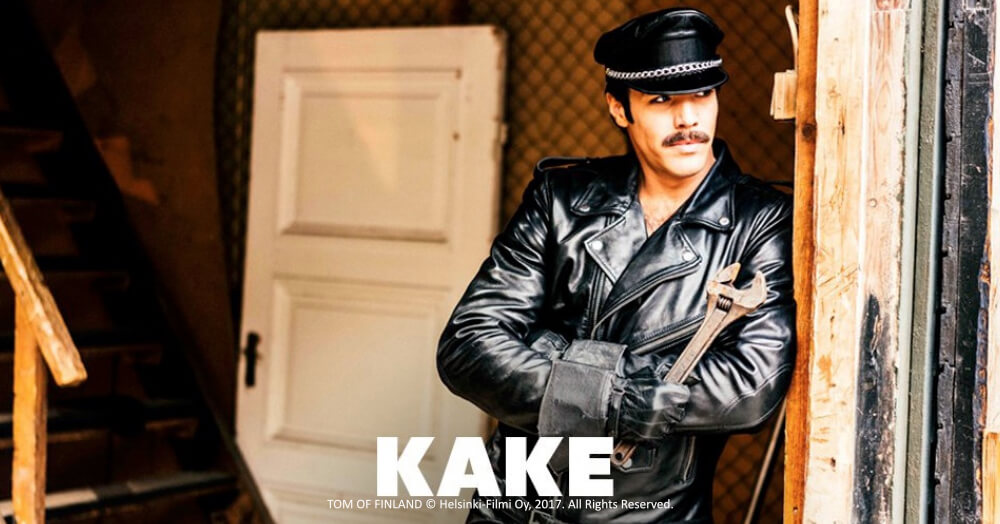 MALE.SPACE win 'Tom of Finland' movie tickets for the ...