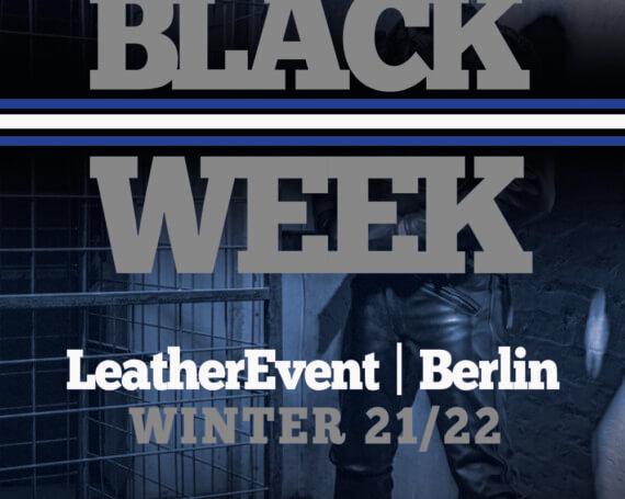 BLACK WEEK BERLIN