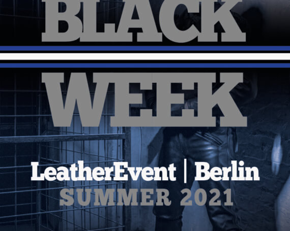 BLACK WEEK BERLIN